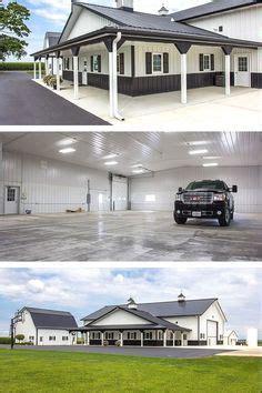 Barn Apartment Combo Plans