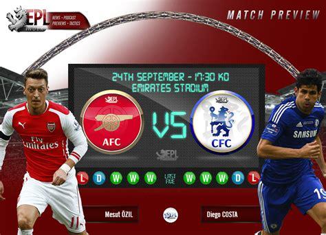 Arsenal vs Chelsea Preview   Team News, Stats & Key Men ...