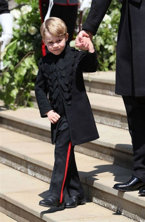 prince george wore pants    time