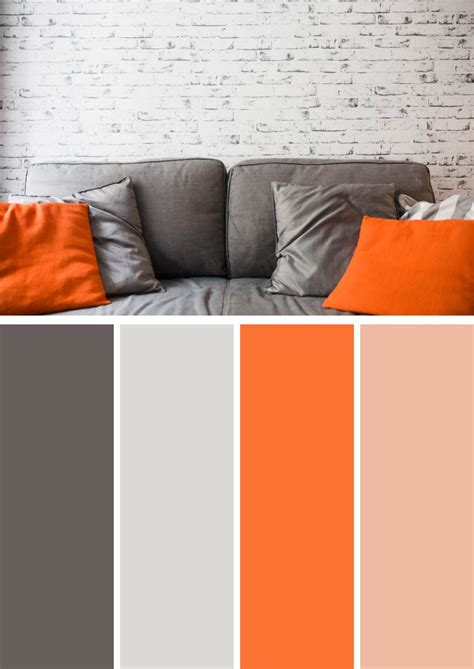 10 Creative Gray Color Combinations and Photos