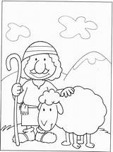 Coloring Jesus Shepherd Pages Shepherds Imagination Sheep Parable Printable Lost Bible Visit Getcolorings Bon Berger Ariana Grande Popular Easier Res sketch template