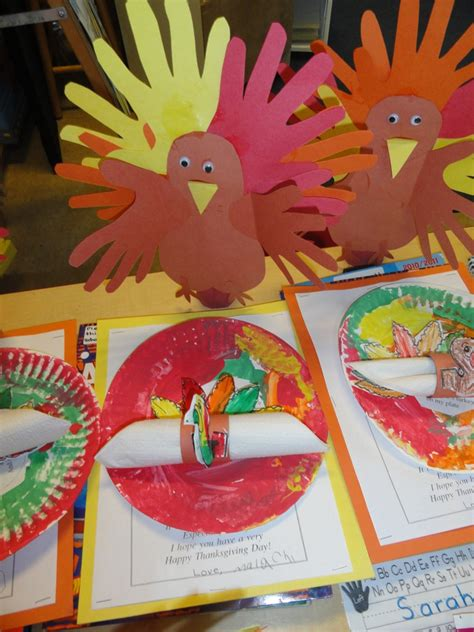 milton christian school thanksgiving crafts kindergarten 888 | DSC00804