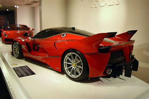 ferrari s special projects museum display is from another