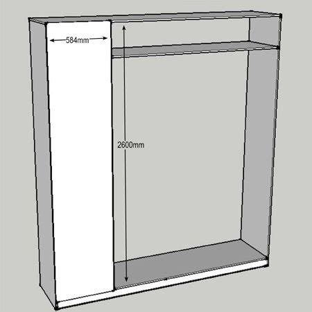 Assemble It Cupboards by How To Build And Assemble Built In Cupboards Or Wardrobes