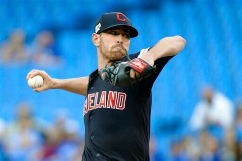 Indians' Bieber loses no-hit bid in 7th vs Blue Jays ...