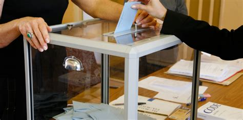 image bureau de vote le ministère de l intérieur ouvre les données des
