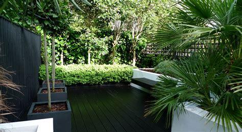 modern urban garden design brixton london london garden