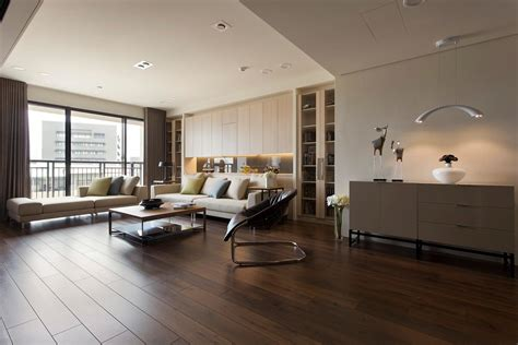 Apartment Interior : Apartment With A Retractable Interior Wall
