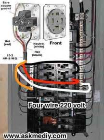 install   volt  wire outlet outlets  wire