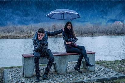 Rain Umbrella Humor Cinta Sejati Ciri Kriteria