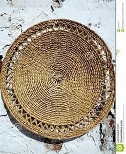 Tapis Rond Osier : tapis espagnol de vannerie image stock image du andalusia europe 30125207 ~ Teatrodelosmanantiales.com Idées de Décoration