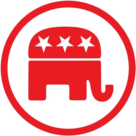 what color are republicans republican united states