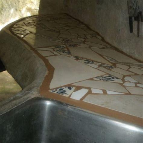 creative diy projects   broken tile