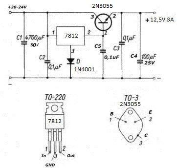 Schemi Alimentatori by Alimentatori Schemi Iz0upss Jimdopage Electronics Nel