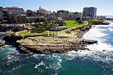 Brent Haywood Photography | La Jolla Cove Aerial Photo