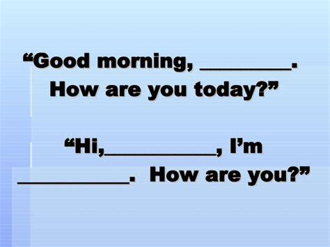 hit the floor morning meeting morning meeting greetings
