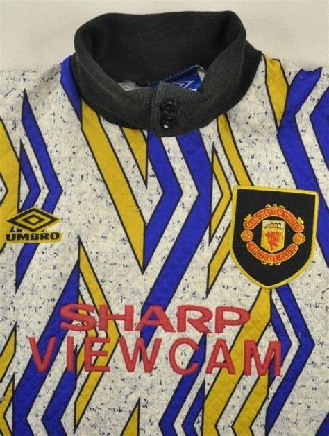 manchester united schmeichel goalkeeper shirt