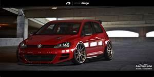 Garage Volkswagen 91 : golf mk7 finish by artriviant vw gti pinterest golf vw and cars ~ Gottalentnigeria.com Avis de Voitures