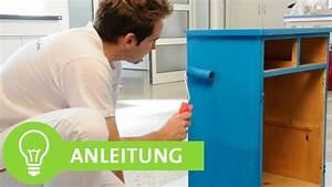 Furnierte Möbel Lackieren Anleitung : m bel neu gestalten renovieren m bel lackieren kommode lackieren tipps youtube ~ Watch28wear.com Haus und Dekorationen