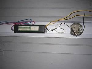 Fluorescent Wiring