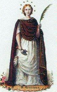 Saint Gracia of Lerida
