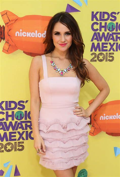 Dulce Maria - Nickelodeon Kids' Choice Awards Mexico 2015 ...