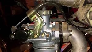 Klx 110 Carburetor Install