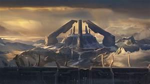 MCC Halo Concept Art - Pics about space