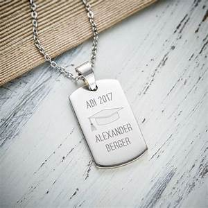 Dog Tag Gravur : army dog tag kette mit gravur abitur mit edelstahlanh nger ~ Buech-reservation.com Haus und Dekorationen