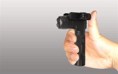 Utg Metal Vertical Foregrip-tactical Covert 23mm