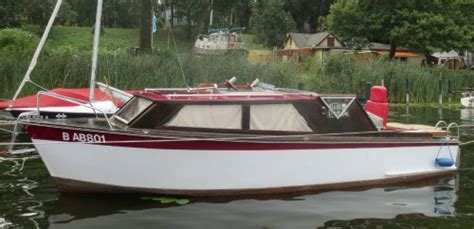 Motorboot Ps by Kaj 252 Tboot Motorboot 15ps F 252 Hrerscheinfrei