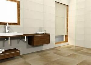 Badezimmer Bodenfliesen Verlegen : bodenfliesen beeinflussen das gesamtbild des bades ~ Lizthompson.info Haus und Dekorationen