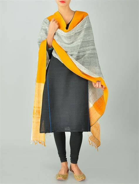 grey cotton dress paired with shiny black best 25 indian inspired fashion ideas on
