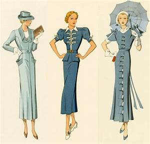 18 best 1930's images on Pinterest | 1930s fashion ...