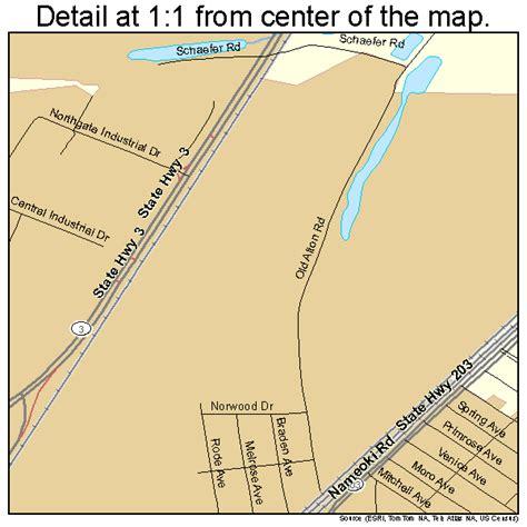 granite city illinois map 1730926