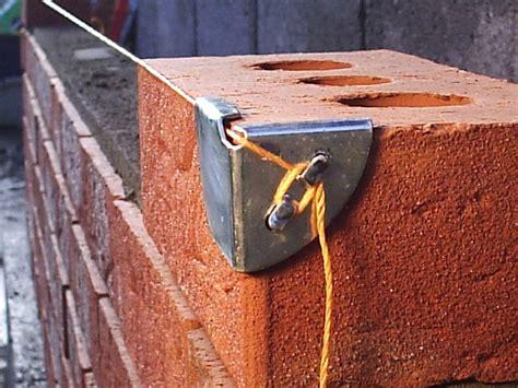 string bild masons mate builders line anchor corner brackets