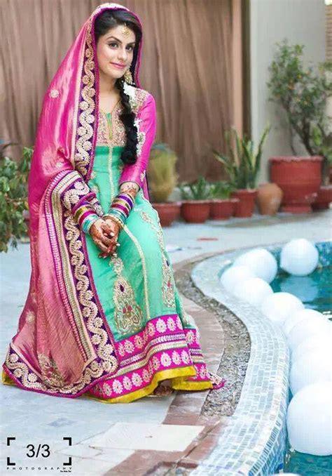 bridal mehndi dress designs ideas    mehndi