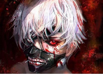 Anime Blood Character Male Wallpapers Tokyo Desktop