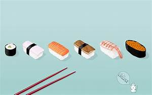 Sushi Wallpaper and Background Image | 1440x900 | ID:46709
