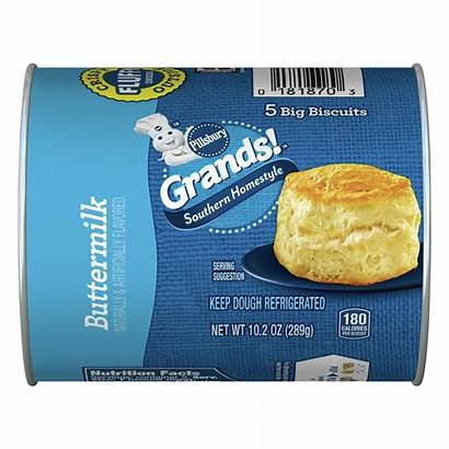 Pillsbury Biscuits Grands Buttermilk Southern Biscuit Homestyle
