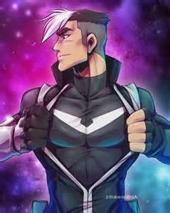 Voltron Shiro Space Dad