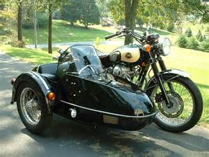 Motorcycle Sidecar Kit