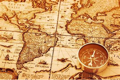 Map America South Compass Tablet Maps Usa
