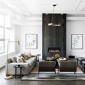 best 25 modern living rooms ideas on pinterest modern With modern home interior living room