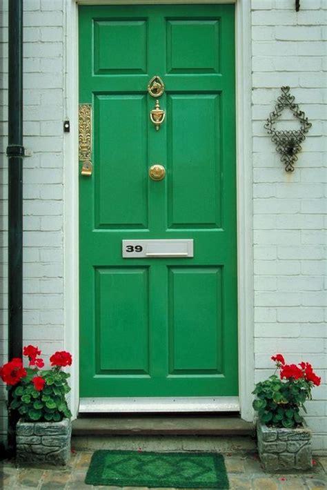 best green paint color for front door 10 bold inspiring front doors