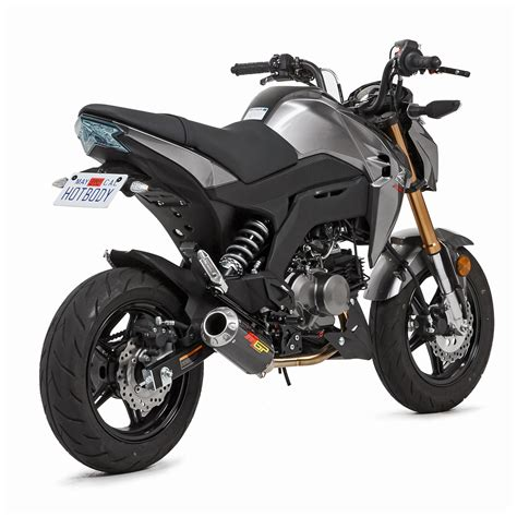 Z125 Pro Image by Z125 2017 19 Mgp Growler System Exhaust