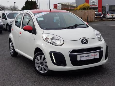 Citroen Used Cars by Citroen C1 1 0 I Vtr 3dr For Sale At J C Halliday Sons