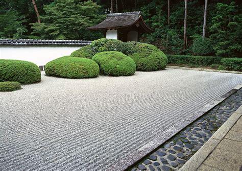 La Composizione Di Un Giardino Zen  Giardinaggio Facile