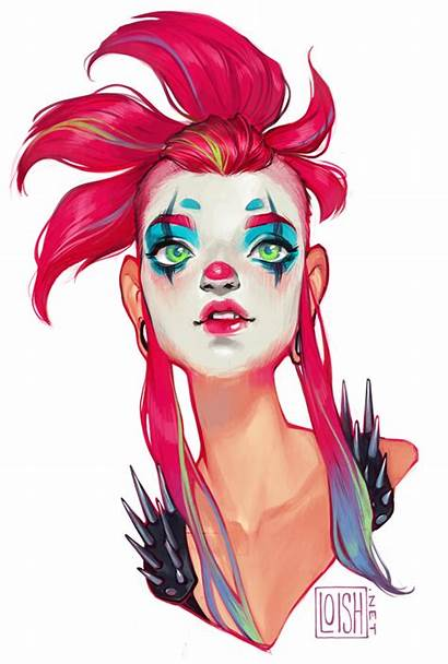 Lois Loish Baarle Whimsy Character Concept Kaifineart