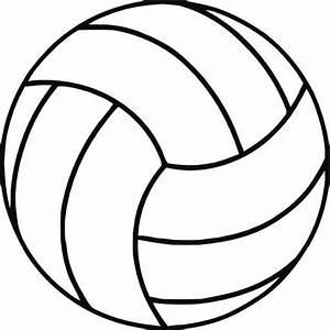 Volleyball clipart 9 - Clipartix
